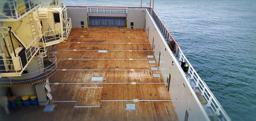 EDT Hercules - Clear Deck