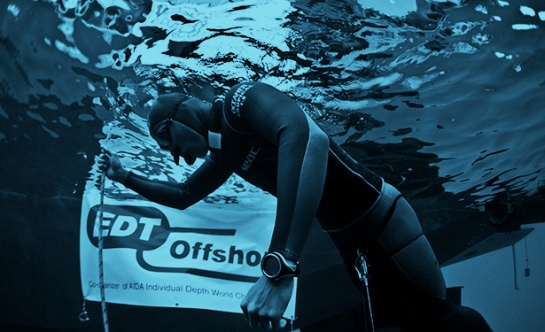 Co-organising Cyprus' 1st World Freediving Championship