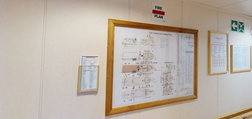 EDT Jane - Fire Control and Safety Plan
