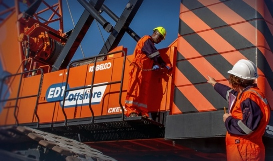 EDT Offshore - Safety First