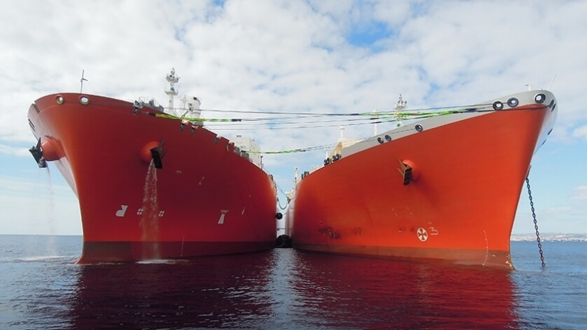 EDT Agency Services - Attending LNG/C STS Operations OPL Limassol, Cyprus
