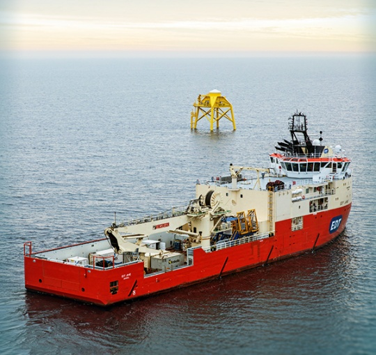 Offshore Bunkers Supply for Long-term Projects