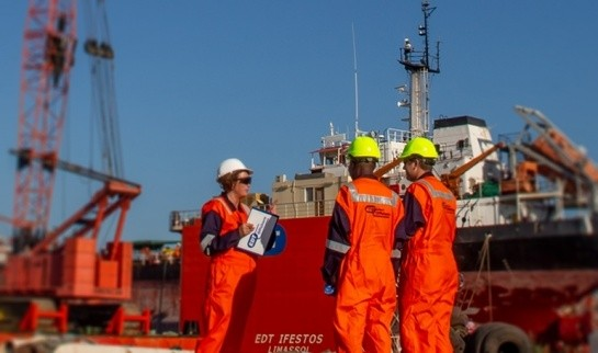 EDT Offshore - HSEQ toolbox meeting